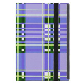 Plaid Abstract 14 iPad Mini Case