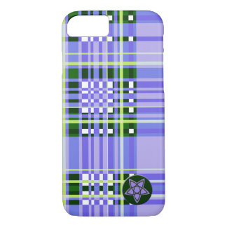 Plaid Abstract 14 iPhone 7 Case