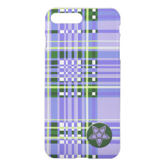 Plaid Abstract 14 iPhone 7 Plus Case