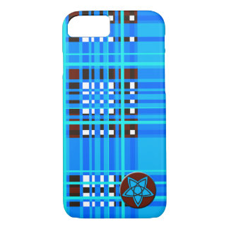 Plaid Abstract 15 iPhone 7 Case