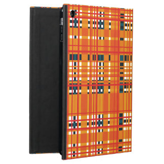 Plaid Abstract 16 Case For iPad Air