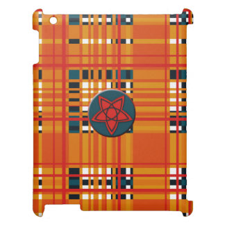 Plaid Abstract 16 iPad Cover
