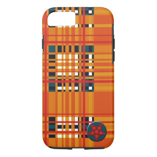 Plaid Abstract 16 iPhone 7 Case