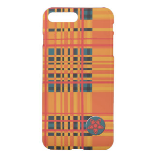 Plaid Abstract 16 iPhone 7 Plus Case