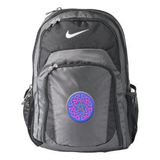Plaid Abstract 17 Backpack