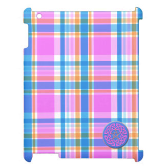 Plaid Abstract 17 iPad Covers