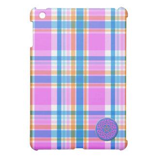 Plaid Abstract 17 iPad Mini Case