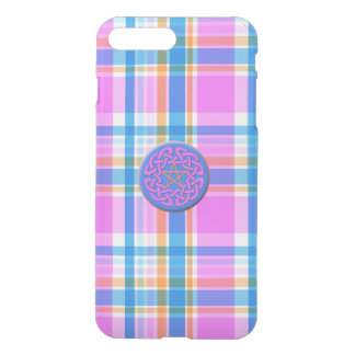 Plaid Abstract 17 iPhone 7 Plus Case