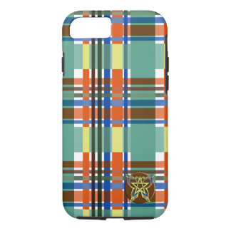 Plaid Abstract 18 iPhone 7 Case