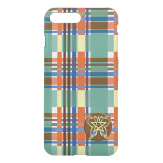 Plaid Abstract 18 iPhone 7 Plus Case