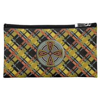Plaid Abstract 20 Cosmetic Bags