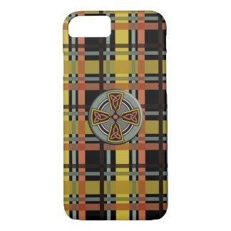 Plaid Abstract 20 iPhone 7 Case