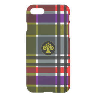Plaid Abstract 3 iPhone 7 Case