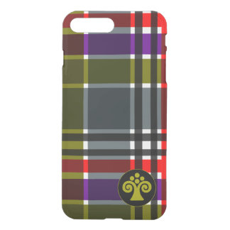 Plaid Abstract 3 iPhone 7 Plus Case