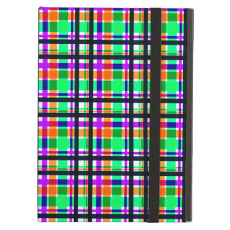 Plaid Abstract 4 Case For iPad Air
