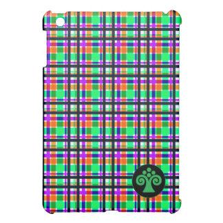 Plaid Abstract 4 iPad Mini Cases