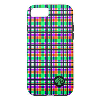 Plaid Abstract 4 iPhone 7 Case