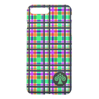 Plaid Abstract 4 iPhone 7 Plus Case