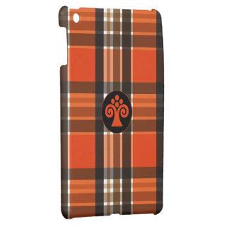 Plaid Abstract 6 iPad Mini Case