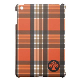 Plaid Abstract 6 iPad Mini Cases
