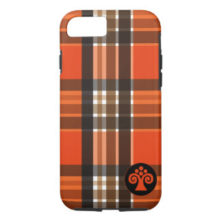 Plaid Abstract 6 iPhone 7 Case
