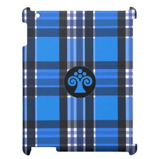 Plaid Abstract 7 Cover For The iPad