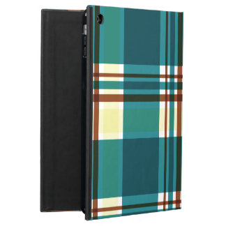Plaid Abstract 8 iPad Air Covers