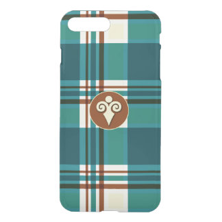 Plaid Abstract 8 iPhone 7 Plus Case