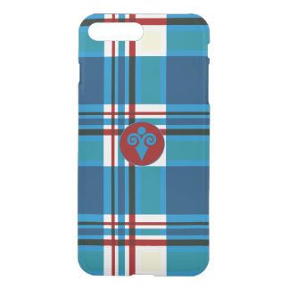 Plaid Abstract 9 iPhone 7 Plus Case