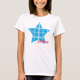 Plaid Aqua 3 T-Shirt