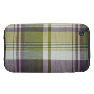 Plaid Casemate Case Tough iPhone 3 Covers