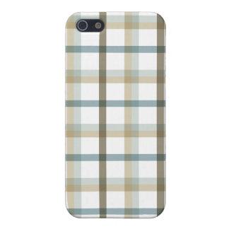 Plaid iPhone 5 Case