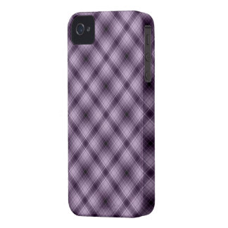 Plaid iPhone Case in a Gorgeos Purple Colour