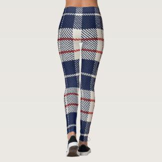 plaid leggings 1