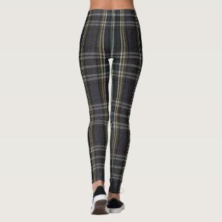 plaid leggings 2