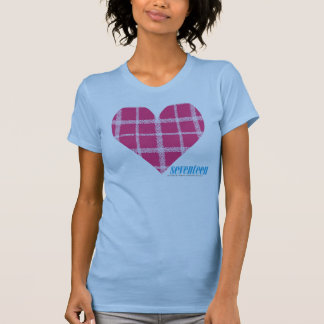 Plaid Magenta 2 T-Shirt