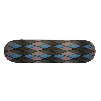 Plaid out 19.7 cm skateboard deck