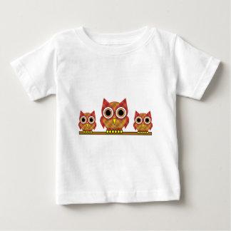 plaid owls tshirts