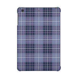 Plaid Pattern Blues & Purples
