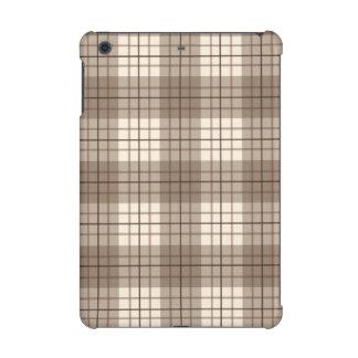 Plaid Pattern Browns & Cream
