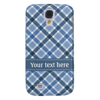 Plaid Pattern custom HTC Vivid case