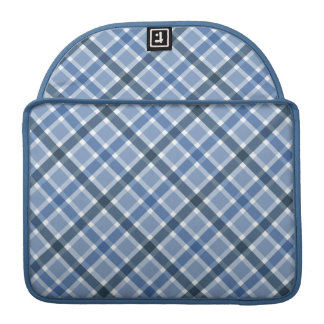 Plaid Pattern custom MacBook sleeve Sleeves For MacBook Pro
