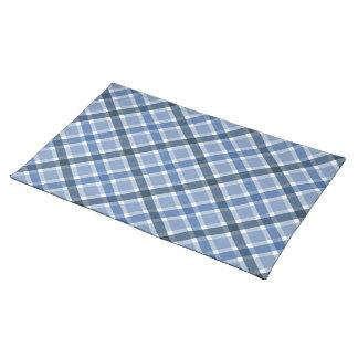 Plaid Pattern placemats