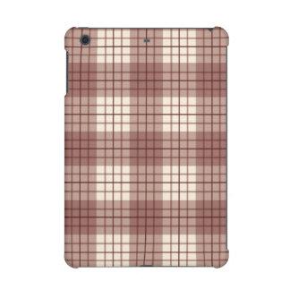 Plaid Pattern Reds & Cream