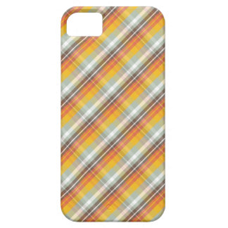 Plaid - Polyester iPhone 5 Case