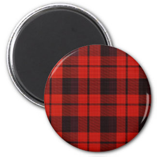 Plaid - Red Magnet