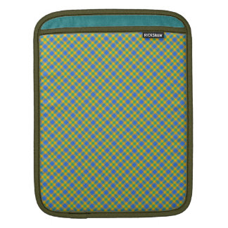 Plaid Sleeves For iPads