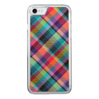 plaid tartan customize decorative Iphone 7 Case
