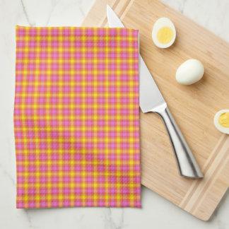 Plaid Tea Towel