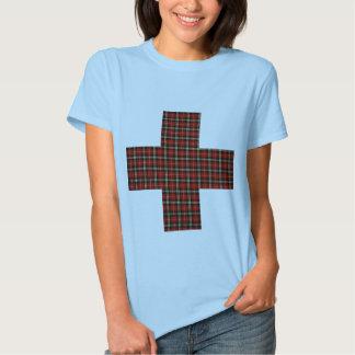 Plaid Tee Shirts